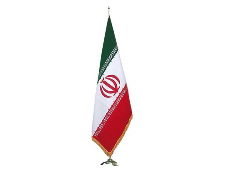 چاپ پرچم تشریفات ایران