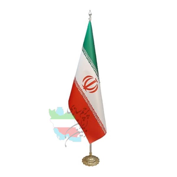 پرچم-تشریفات-ایران-لمینت